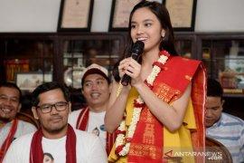 Juara Indonesia Idol 2020, Lyodra: Tuhanlah yang bisa membalas kebaikan masyarakat Sumatera Utara