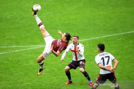 Italia hentikan sementara Serie A r akibat krisis corona