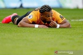 Hasil Liga Inggris, Wolverhampton buang peluang tembus empat besar