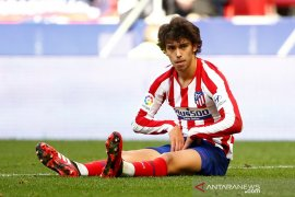 Liga Spanyol, Atletico gagal menang lagi, diimbangi Sevilla di kandang sendiri