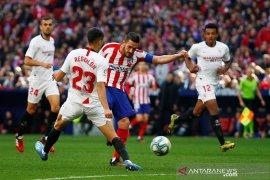 Ditahan imbang Sevilla, Atletico: Modal untuk hadapi Liverpool