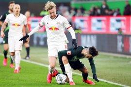 Ringkasan Liga Jerman, Leipzig terjegal lagi, Bayern di ambang untung