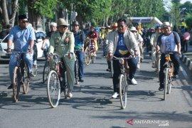 Walikota sebut sepeda Onthel dongkrak kunjungan wisata Banda Aceh