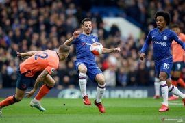 Thiago Silva adaptasi di Chelsea dibantu pemain yang bisa bahasa Prancis