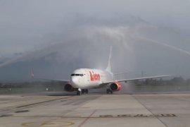 Bupati Anas sampaikan terima kasih Lion Air Group yang buka rute Jakarta-Banyuwangi