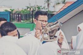 Hujan masih mengguyur Kalimantan Selatan hingga Mei 2020
