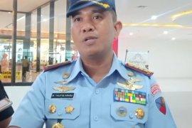Lanud Sjamsudin Noor bakti sosial HUT TNI AU