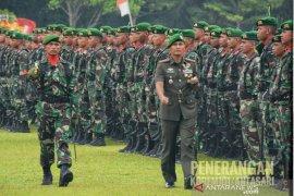 Korem 101/Antasari menyiapkan 1.520 prajurit amankan Pilkada di Kalsel