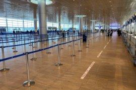 Hindari roket, sejumlah maskapai internasional batalkan penerbangan ke Israel