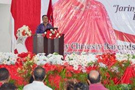 """Gubernur Murad minta Mercy Barends """"kawal"""" anggaran pembangunan Maluku"""