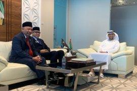 Gubernur Aceh kunjungan kerja ke Abu Dhabi bicarakan realisasi investasi UEA