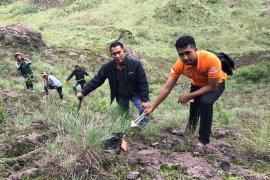 Seorang pendaki Gunung Batur meninggal