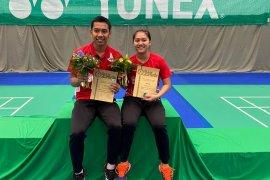 Teges/Indah berhasil sabet gelar juara German Junior 2020
