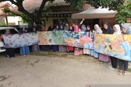 Purwakarta klaim miliki 150 motif batik  dengan berbagai makna filosofis