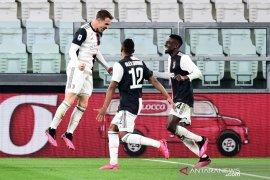 Klasemen Liga Italia setelah Juve rebut kembali posisi pucuk