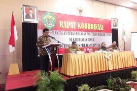 Peserta Rakor TP3D sepakat tingkatkan partisipasi pemilih