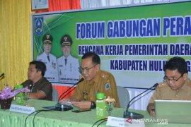 Forum gabungan perangkat daerah untuk susunan RKPD HSS