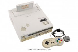 Nintendo Play Station langka terjual lebih dari Rp5 miliar