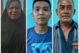 Polres Langkat amankan tiga warga Tanjungpura pengolah minyak mentah