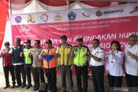 26 pintu tol sepanjang tol Tanjung Priok-Bandung dijaga ketat