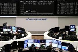 Saham Jerman hapus kerugian, indeks DAX 30 terangkat 1,64 persen