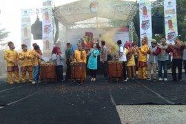 KPU Bangka Tengah sosialisasi pilkada lewat peluncuran maskot dan jingle