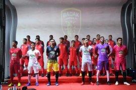 Badak Lampung targetkan kemenangan saat pertandingan