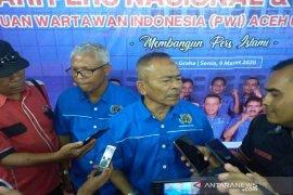 PWI Pusat intruksikan jajaran pengurus untuk menunda semua kegiatan