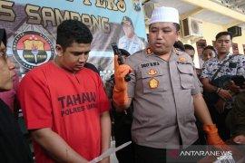 Polres Sampang tembak residivis perampok toko