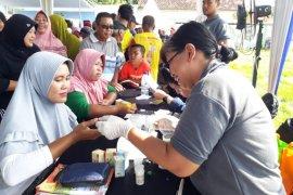 Minarak Brantas bantu pengobatan gratis warga Porong