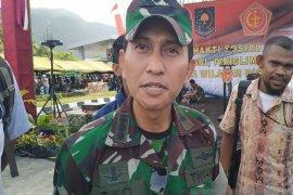 Flash - KKB tembak Koramil Jila, satu anggota TNI terluka