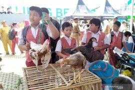 Dianggap berhasil, Pemkot Bandung bakal lanjutkan program berbagi anak ayam ke pelajar