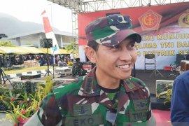 Kapendam XVII Cendrawasih akui KKB tembak Koramil Jila