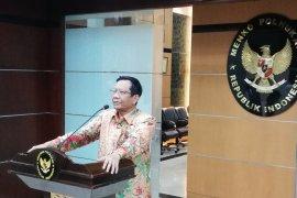Besok, Mahfud undang TNI dan Polri bahas Papua