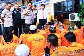 Polresta Banjarmasin selamatkan 6.454 jiwa dari penyalahgunaan narkoba