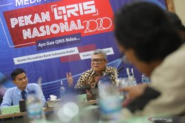 Jelang pekan QRIS Nasional BI