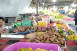 Harga rempah di Malut naik terdampak antisipasi virus Corona