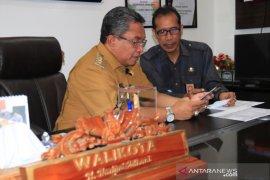 Wali Kota isi Sensus Penduduk Online