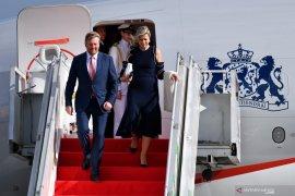 Istana Kepresidenan bersiap sambut Raja-Ratu Belanda