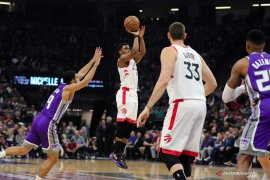 Toronto Raptors akan memulai kembali latihan pada Senin