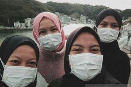 Empat Mahasiswi Poltesa yang magang di Jepang terus dipantau kesehatannya