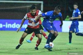 Gelandang Madura United Asep Berlian berharap bisa jalani debut di timnas senior