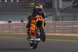 MotoGP tidak dilombakan di Qatar, Nagashima raih kemenangan emosional di Moto2