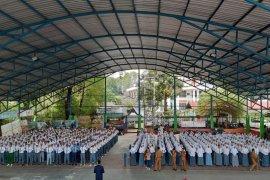 553 siswa pilihan Kota Jambi ikuti tahapan seleksi Paskibraka