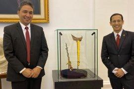 Lika-liku proses panjang pemulangan keris Diponegoro