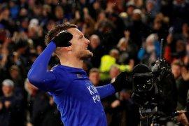 Leicester kalahkan Aston Villa 4-0
