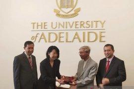 Pemprov dan Unmul tingkatkan kerjasama  dengan universitas di Australia