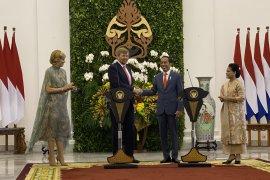 Jokowi sambut investasi satu miliar dolar dari Belanda