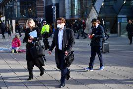Sudah enam orang meninggal akibat virus corona di Inggris