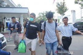 Tiga tersangka pembunuh hakim Jamaluddin diserahkan ke Kejari